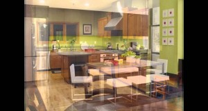 38 Green Kitchen Color Schemes Ideas