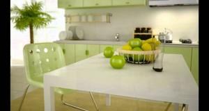 46 Green Kitchen Design Ideas