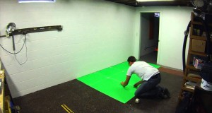 Building-a-Green-Screen