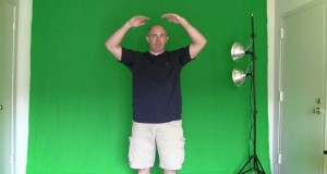 Green-Screen-How-to-make-a-green-screen-at-home