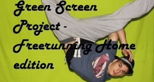 Green-Screen-Project-Freerunning-Home-edition