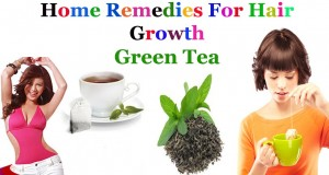 Home-Remedies-For-Hair-Growth-Green-Tea