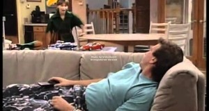Randy-from-Home-Improvement-slowly-prancing-around-in-green-tights