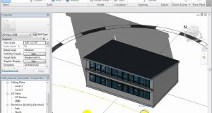 Revit-ArchitectureGreen-Building-Studio-Designing-Architectural-Shading-Features