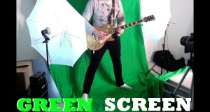 Setting-up-a-Green-Screen-filming-editing-Home-Studio-Keying-by-Karl-Golden