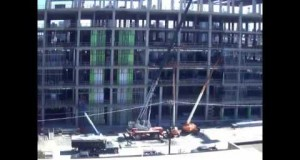 Time-lapse-Robert-B.-Green-Campus-Construction