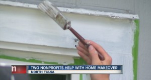Two-nonprofits-help-North-Tulsa-man-get-a-home-makeover