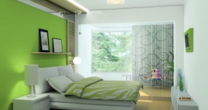 Amazing Green Interior Design Ideas