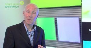 Bright Green Technology video showcase 100% Design London 2013