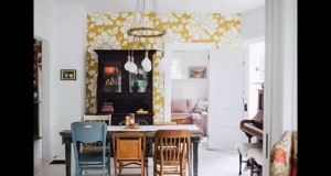furniture design for small spaces with Eclectic Victorian Farmhouse