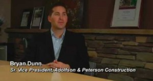 Green Ideas Testimonials: Adolfson & Peterson Construction