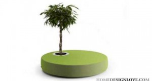 Green Islands by Jean Marie Massaud for OFFECCT