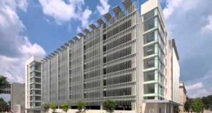 Green Square Parking Deck- Design Award Merit