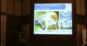 Performance Design of Low Carbon Green Building – Steve Anthony Lojuntin (SEDA)