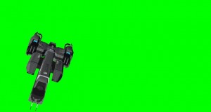 warship-Halo-UNSC-Frigate-Nevada-in-flight-green-screen-effect